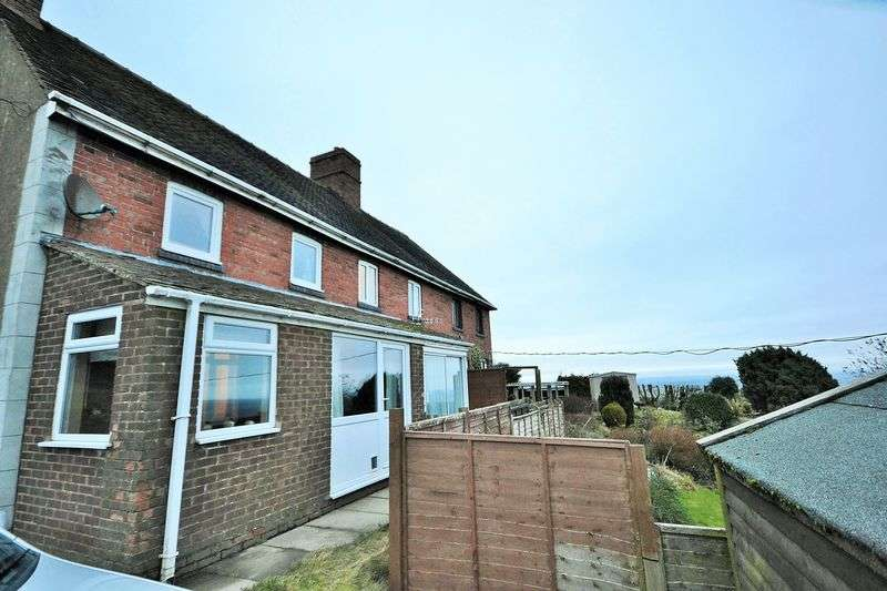 3 Bedrooms Terraced House for sale in Stratton Cottages, Ludlow