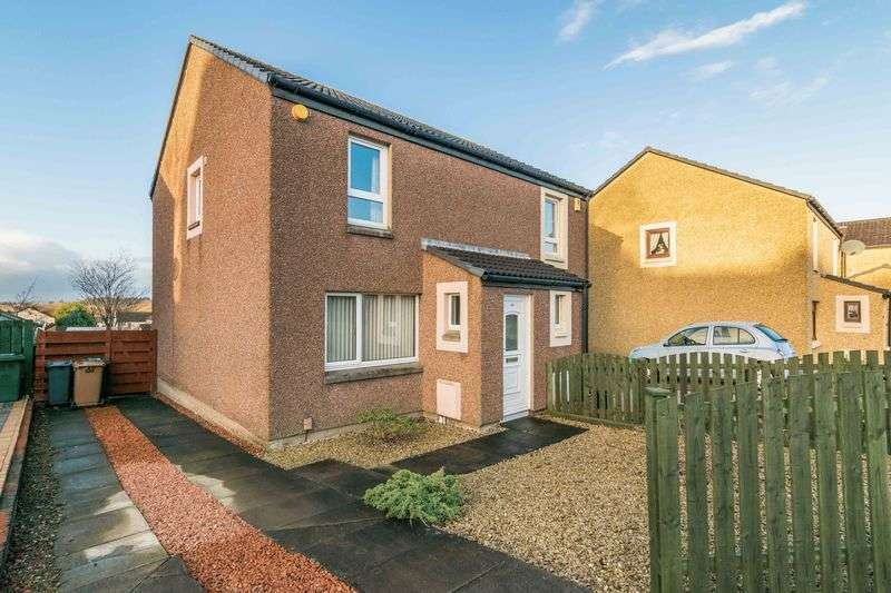 2 Bedrooms Semi Detached House for sale in 100 Fauldburn, East Craigs, Edinburgh, EH12 8YJ
