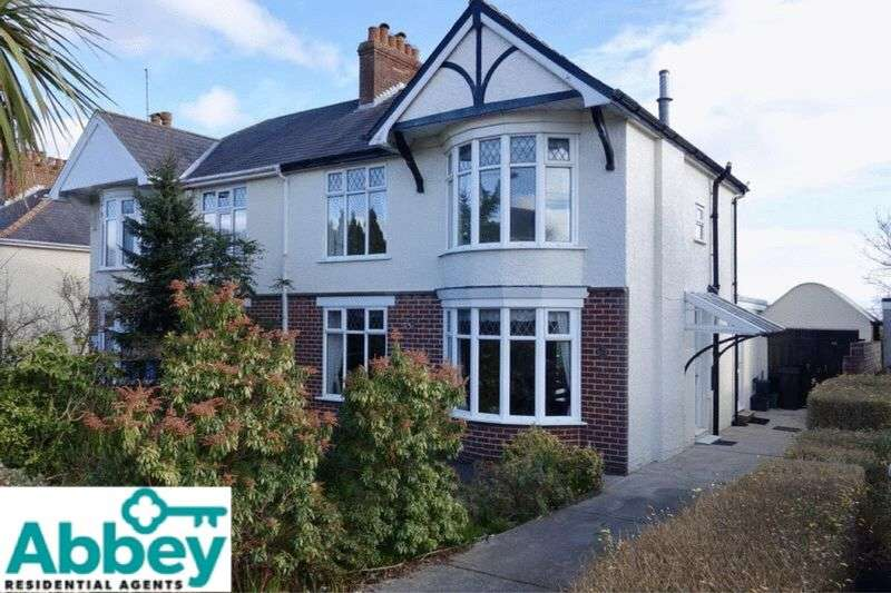 3 Bedrooms Semi Detached House for sale in Crymlyn Road, Skewen, Neath, SA10 6EA