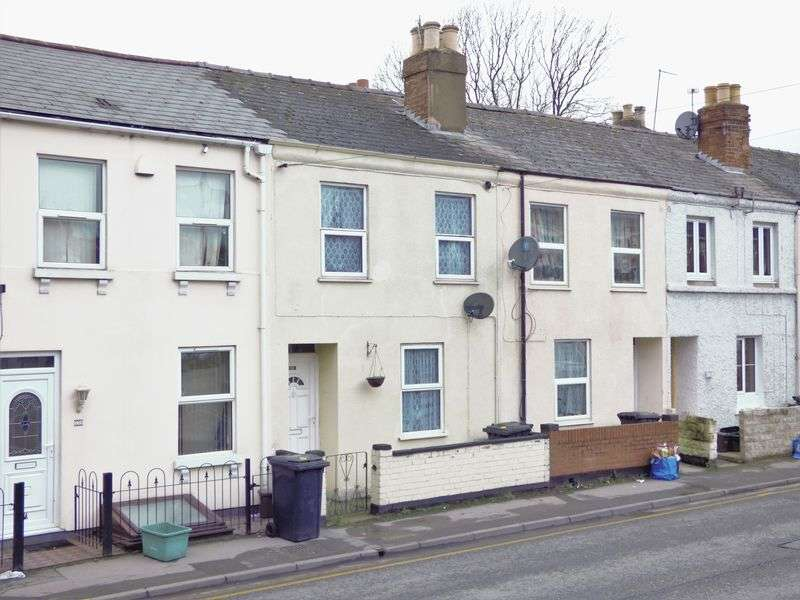2 Bedrooms Terraced House for sale in Barton Street, Gloucester