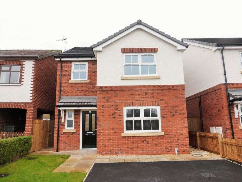 3 Bedrooms Detached House for sale in The Willows, Chapel Road, Hesketh Bank, Preston
