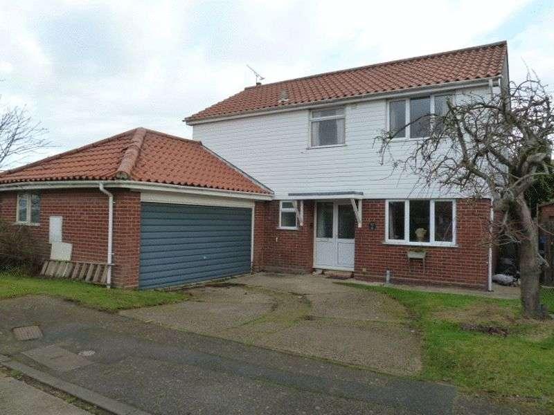 4 Bedrooms Detached House for sale in Gunfleet Close, West mersea