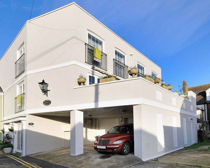5 Bedrooms Semi Detached House for sale in Western Row, Worthing