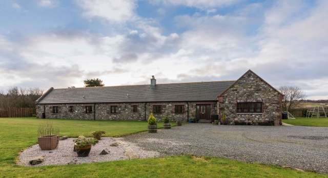5 Bedrooms House for sale in Forglen, Turriff, Aberdeenshire, AB53 4JU