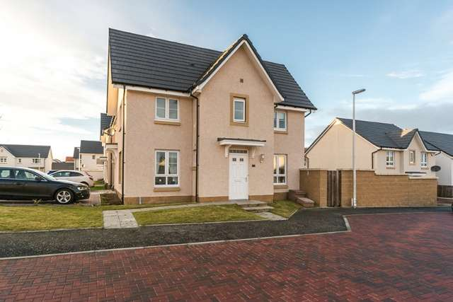 3 Bedrooms Semi Detached House for sale in Church Avenue, Winchburgh, West Lothian, EH52 6UX