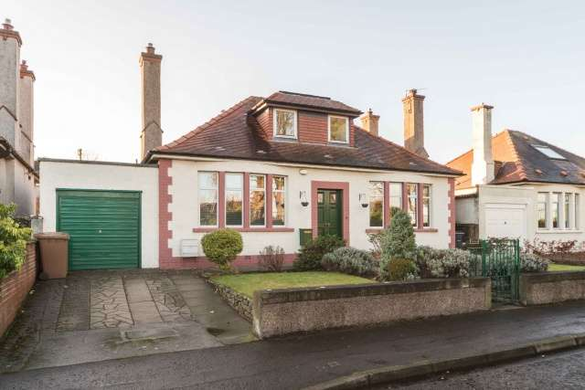 4 Bedrooms Bungalow for sale in Alnwickhill Road, Edinburgh, EH16 6NQ