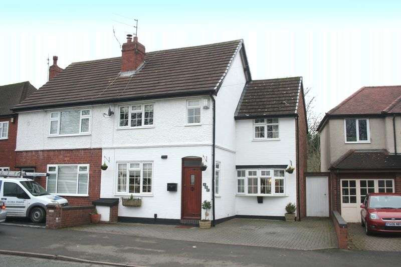 4 Bedrooms Semi Detached House for sale in KINGSWINFORD,Cot Lane