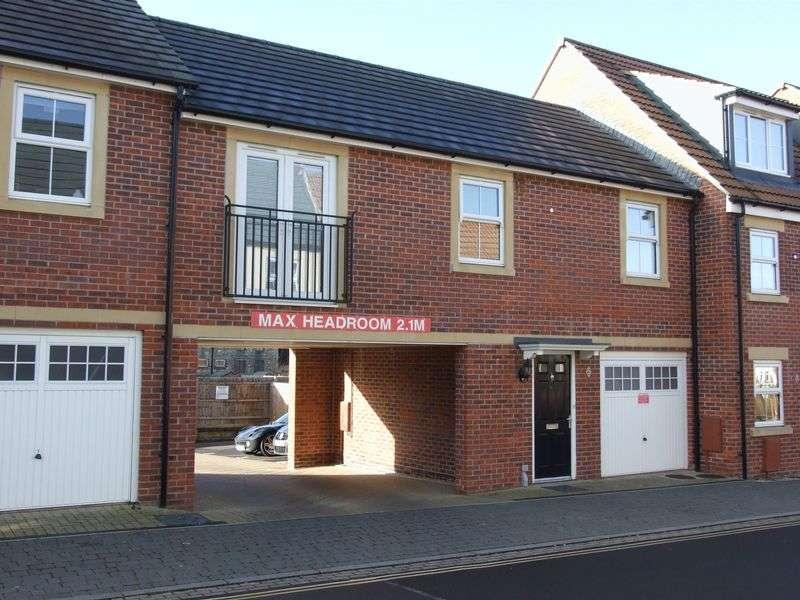 2 Bedrooms Property for sale in St James Gardens, Trowbridge