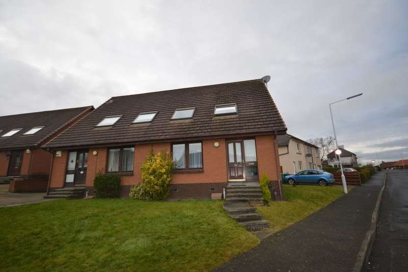 3 Bedrooms Semi Detached House for sale in King Street, Cowdenbeath, KY4