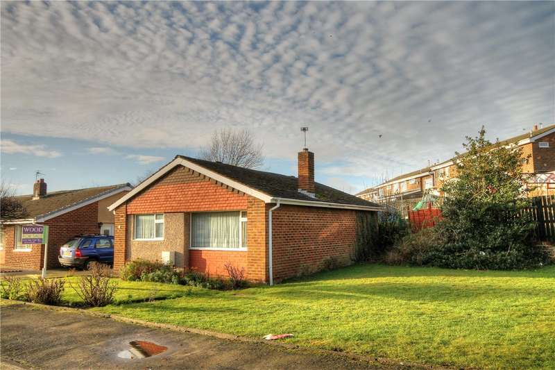 2 Bedrooms Detached Bungalow for sale in Hilda Park, Chester Le Street, Durham, DH2