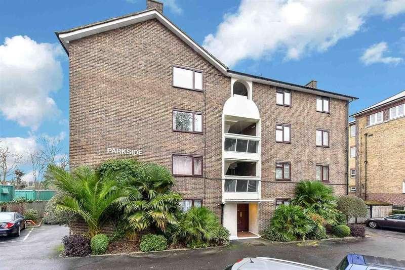 1 Bedroom Flat for sale in Parkside, East Acton Lane, Ealing, London