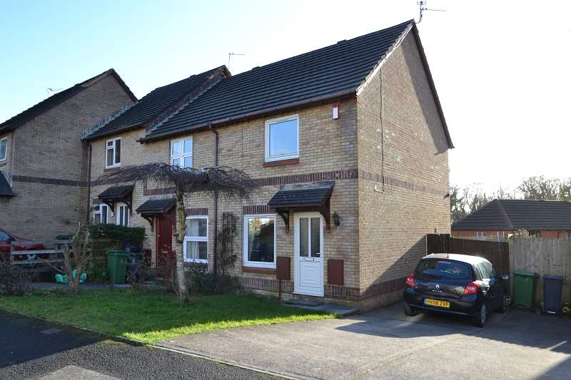 2 Bedrooms End Of Terrace House for sale in Heol Y Cadno , Thornhill, Cardiff. CF14 9EW