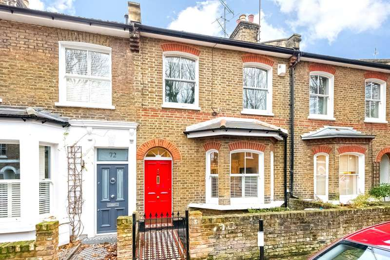 3 Bedrooms Terraced House for sale in Paxton Road, London, W4