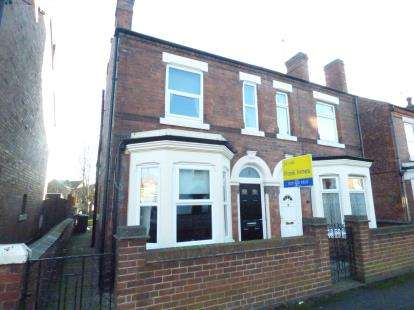 3 Bedrooms Semi Detached House for sale in Northwood Street, Stapleford, Nottingham