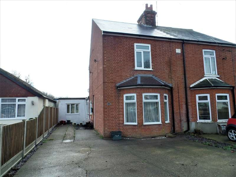 4 Bedrooms Semi Detached House for sale in Little Clacton
