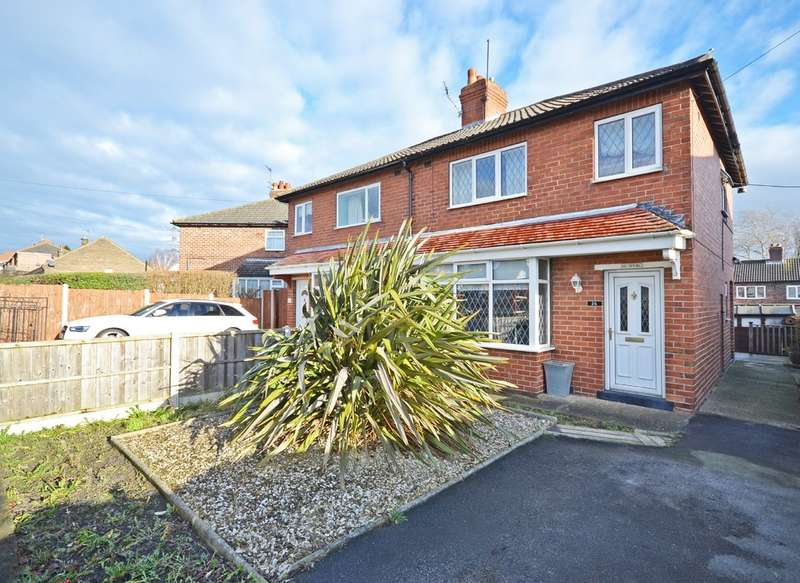 3 Bedrooms Semi Detached House for sale in Leeds Road, Lofthouse, Wakefield