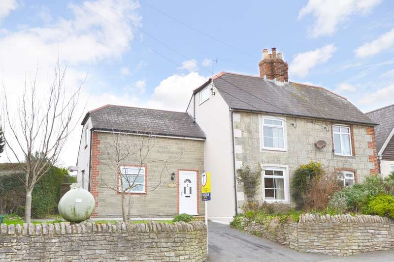 3 Bedrooms Semi Detached House for sale in Niton, Isle Of Wight