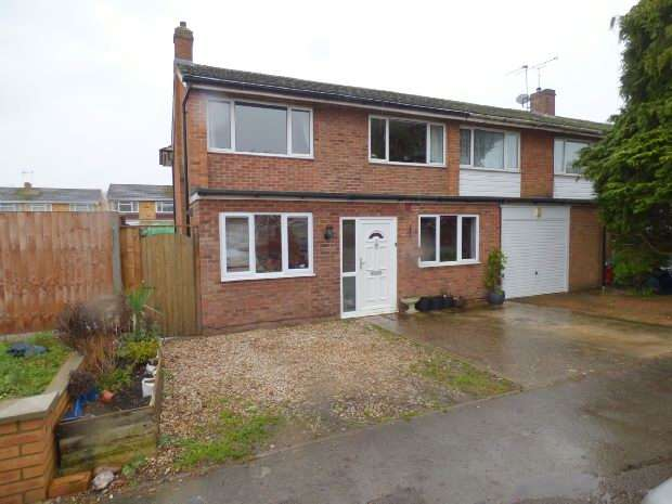 3 Bedrooms Semi Detached House for sale in Warnford Road, Tilehurst, Reading,