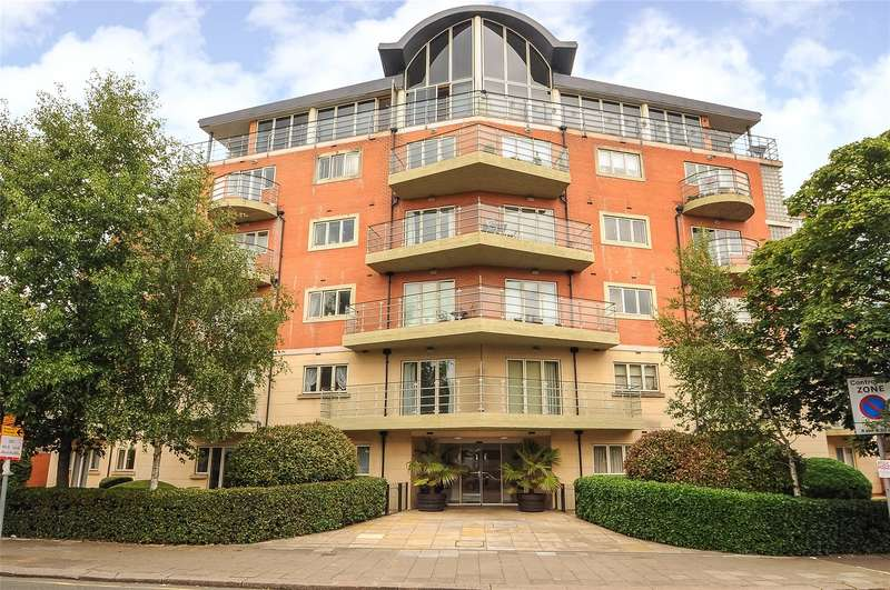 2 Bedrooms Apartment Flat for sale in The Thomas More Building, Ruislip, Middlesex, HA4