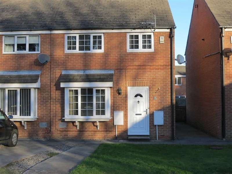 3 Bedrooms Property for sale in Barton Close, Usworth Hall, Washington