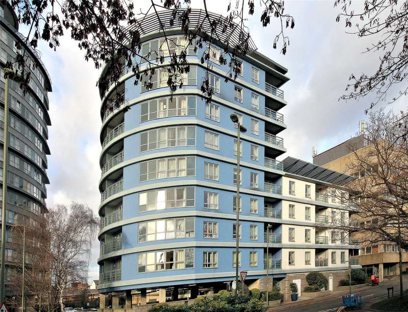 2 Bedrooms Apartment Flat for sale in The Exchange, Oriental Road, Woking, Surrey, GU22