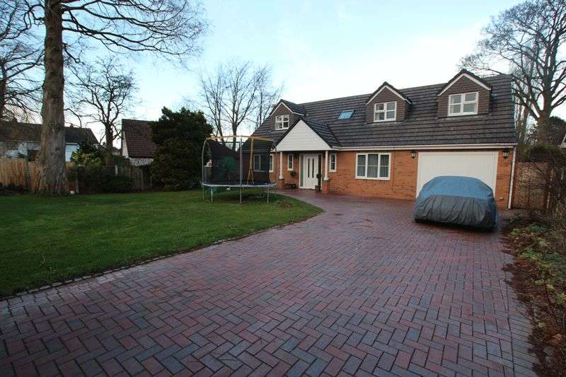 4 Bedrooms Detached House for sale in Lawford Drive, Heswall