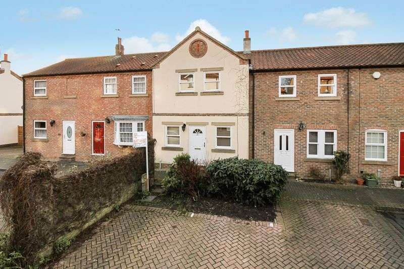 2 Bedrooms Terraced House for sale in Waterside, Ripon