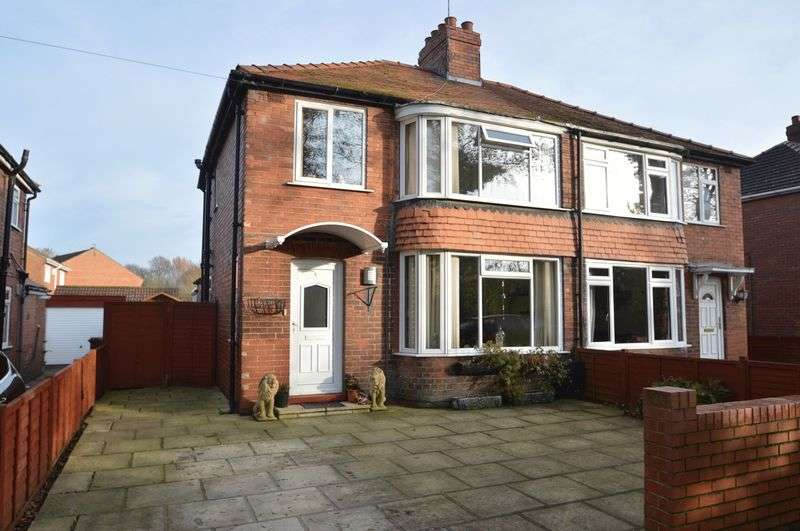 3 Bedrooms Semi Detached House for sale in Maudon Grove, Malton