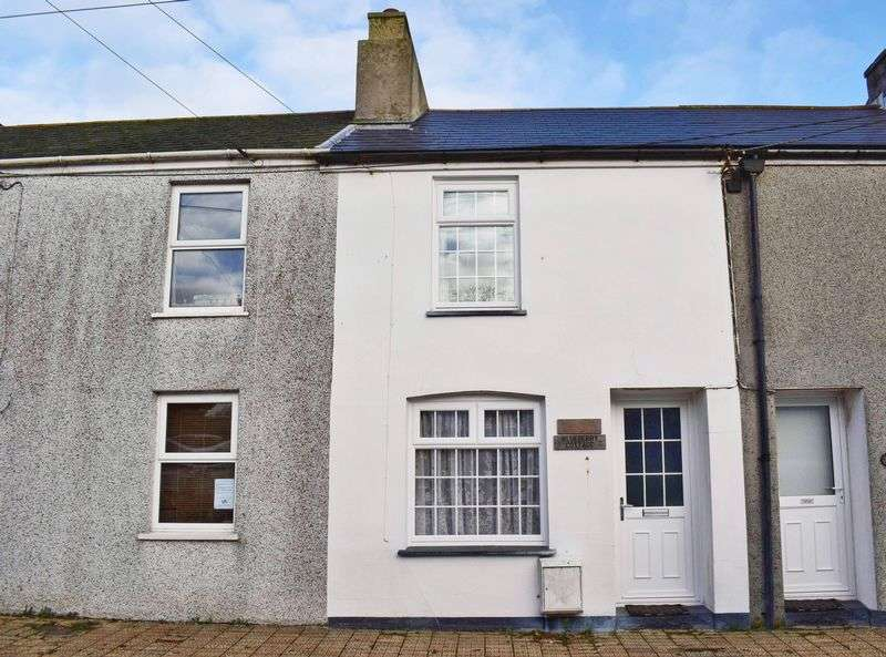 2 Bedrooms Terraced House for sale in Princess Terrace, Liskeard