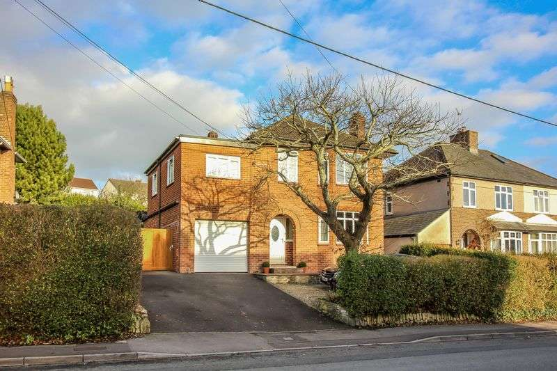 4 Bedrooms Detached House for sale in Rodden Road