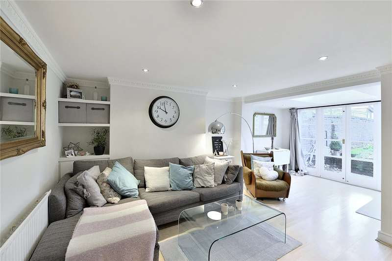 1 Bedroom House for sale in Southgate Road, London, N1