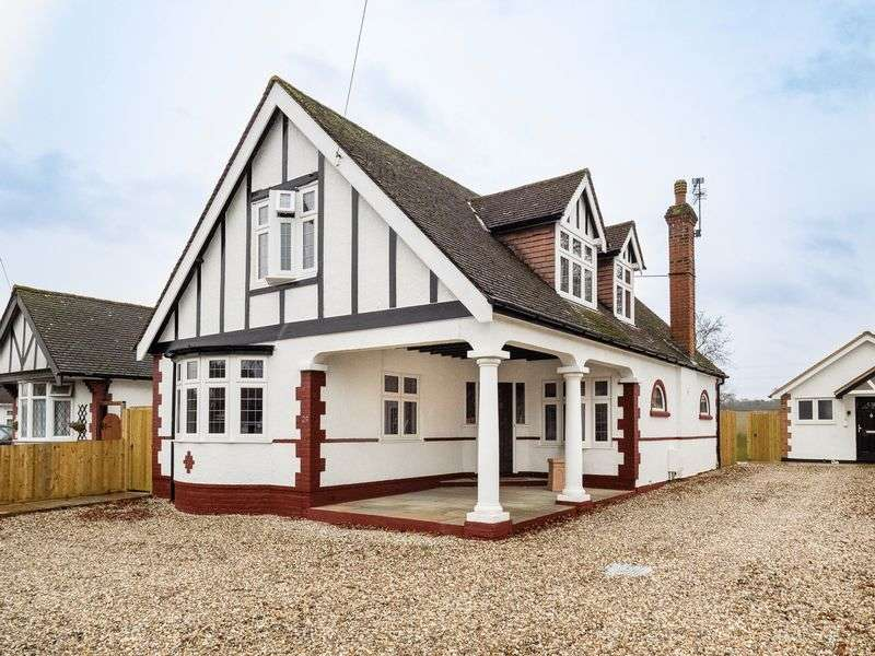 4 Bedrooms Detached House for sale in Potters Bar, Hertfordshire