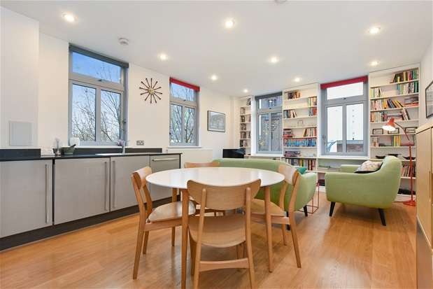 2 Bedrooms Flat for sale in Caspian Apartments, Limehouse