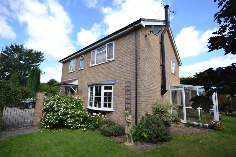 5 Bedrooms Detached House for sale in Meadow Close, Soham