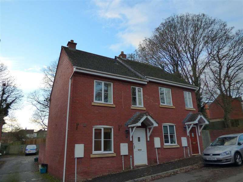 2 Bedrooms Semi Detached House for sale in Bigstone Meadow, Tutshill, Chepstow
