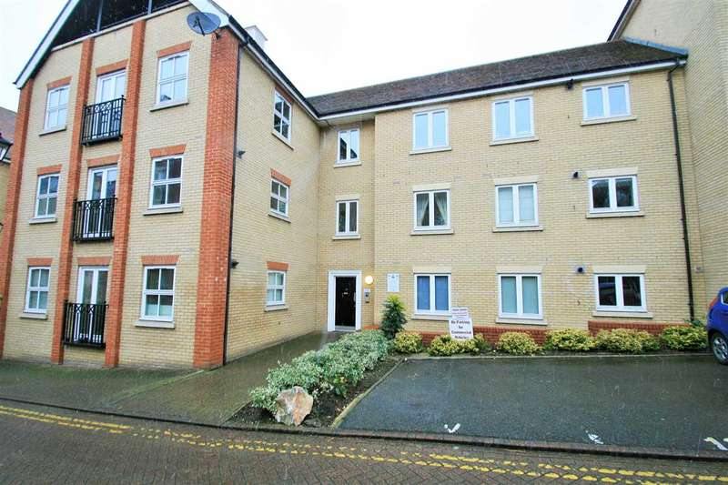 2 Bedrooms Apartment Flat for sale in Henry Laver Court, Colchester
