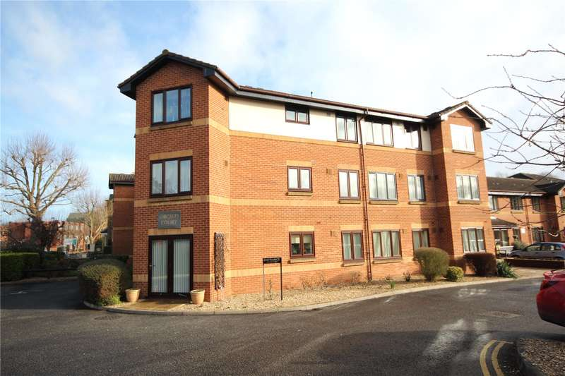 2 Bedrooms Retirement Property for sale in Orchid Court, Albany Place, Egham, Surrey, TW20