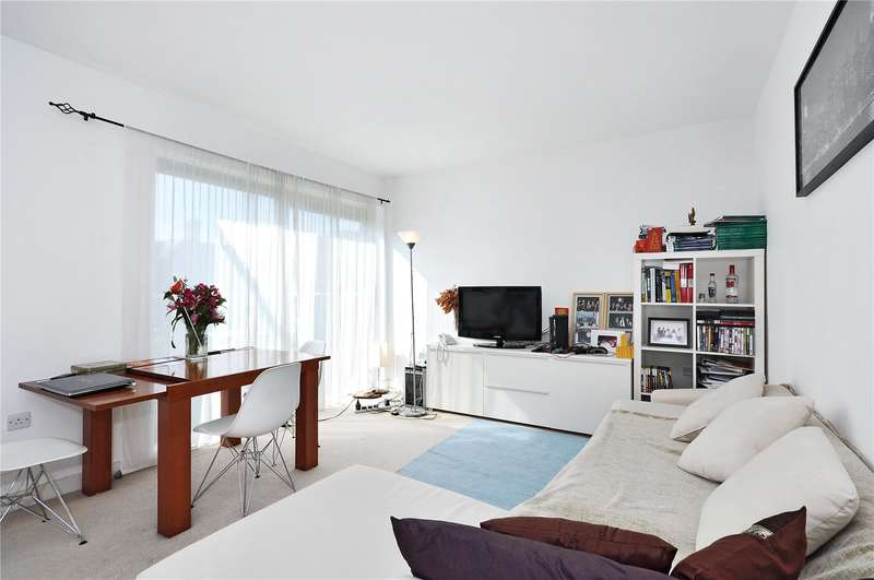 2 Bedrooms Flat for sale in Hornsey Street, London, N7