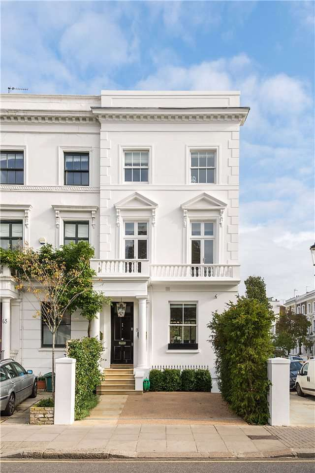 7 Bedrooms End Of Terrace House for sale in Earls Court Road, London, W8