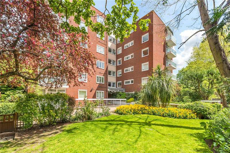 4 Bedrooms Flat for sale in Kingfisher House, 6 Melbury Road, London, W14