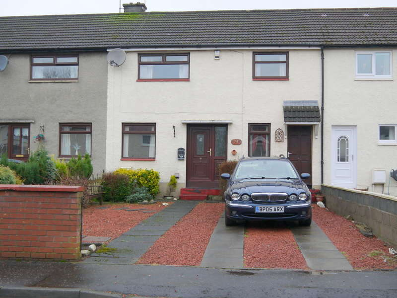 3 Bedrooms Terraced House for sale in Monkton, Monkton, Prestwick, KA9