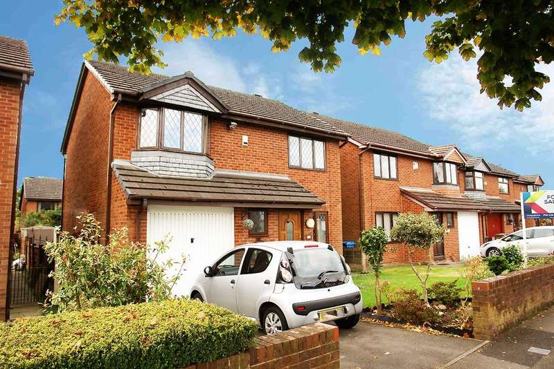3 Bedrooms Detached House for sale in 161 Moston Lane East, Manchester