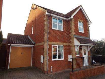 3 Bedrooms House for sale in Bedford Road, Houghton Regis, Dunstable, Bedfordshire