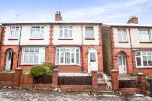 3 Bedrooms Semi Detached House for sale in Crabble Hill, Dover, Kent, .