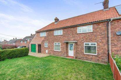 4 Bedrooms Semi Detached House for sale in Stoke Holy Cross, Norwich, Norfolk