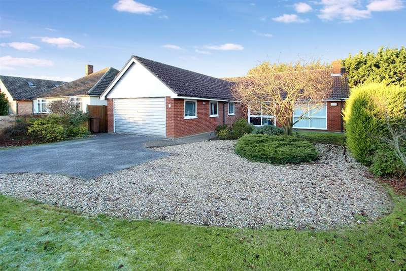 4 Bedrooms Bungalow for sale in Windrush Road, Kesgrave, Ipswich