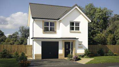 3 Bedrooms Detached House for sale in The Dukes, Castle Hill Crescent