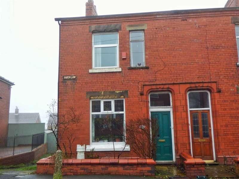 3 Bedrooms Property for sale in Haven Lane, Moorside, Oldham, OL4