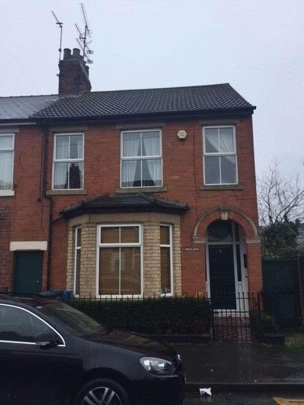 5 Bedrooms Terraced House for sale in Cholmley Street, Hull