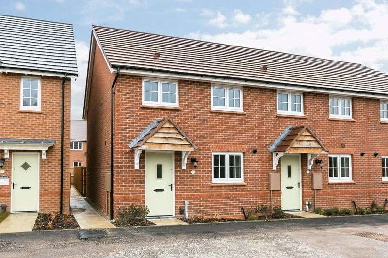 2 Bedrooms Terraced House for sale in Brookacre Close, Standish, WN6 0UW